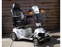 Mobilty Scooter - Quingo Plus 8mph