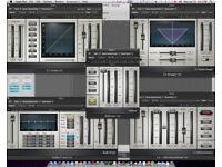 WAVES COMPLETE PLUG-IN BUNDLE 10 MAC/PC...