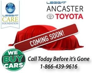 2015 Toyota Venza ONLY 36729 KMS!!