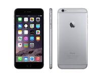 Apple IPhone 6 Space Grey 16GB Unlocked With Warranty