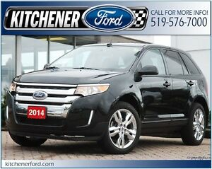 2014 Ford Edge SEL SEL/AWD/CAMERA/NAVI/PANO ROOF/TOW PKG/HTD...