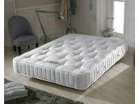 New Firm Double Orthopedic Mattress.