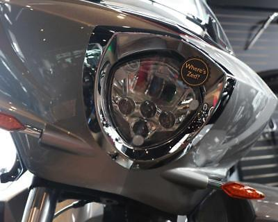 Victory Cross Country (2008-2017) Headlight Protector / Light Guard Kit