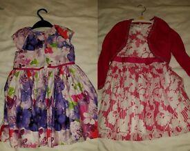 2 girls john rocha dresses