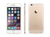 *Factory Unlocked - Very Good* 64GB Apple iPhone 6 Gold 4G/LTE latest iOS 11.4