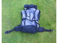 Large 60 litre rucksack