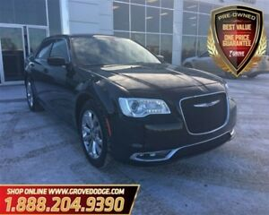 2016 Chrysler 300 Touring| AWD| Leather| Sunroof| Remote Starter
