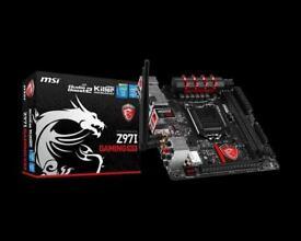 ITX BUNDLE - AMAZING BOARD W,BUILT IN WiFi / Msata QUAD CORE CPU AND RAM