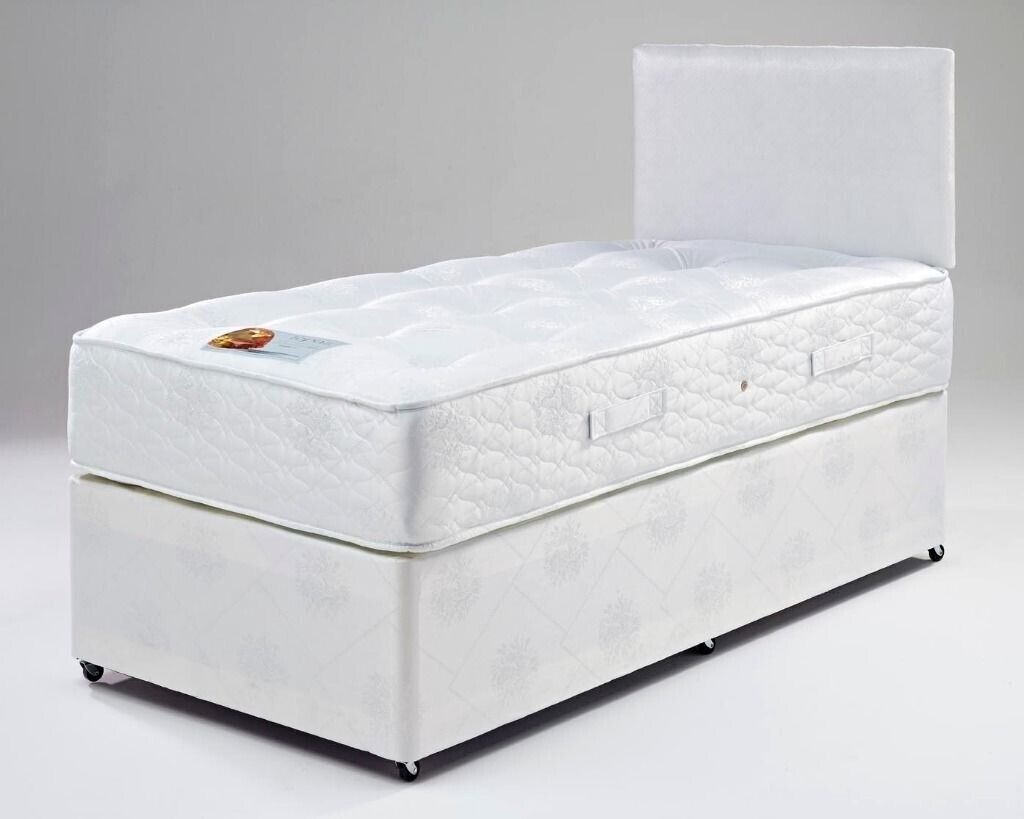"""Cream Small 2ft 6/""""x 5ft 9/"""" Short Bunk Bed Fitted Sheet Pillowcase"""