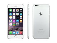 NEW iPhone 6 64gb Silver