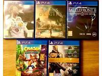 PS4 Premium Games L@@K!