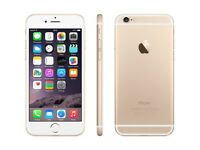 iPhone 6 16gb Gold Unlocked £150