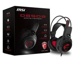 *BRAND NEW* *BARGAIN* Amazing MSI DS502 Gaming Headset / Headphones