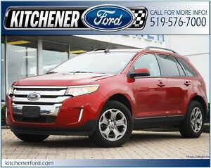2014 Ford Edge SEL AWD/CAMERA/HTD SEATS/PWR LIFTGATE/ ONLY50k...