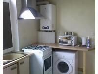 2 Bedroom Flat above Shop Part Furnished