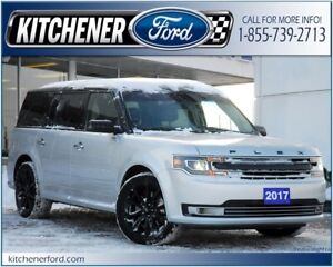2017 Ford Flex Limited *LEATHER/PANO ROOF/NAVI/CAMERA/& MORE!