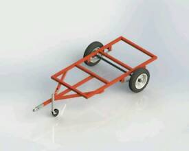 Small trailer / frame wanted