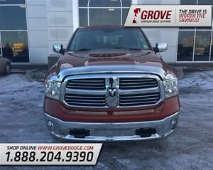 2013 Ram 1500 SLT w/ Cloth Seats, Touch Screen, 4X4, Edmonton Edmonton Area image 8