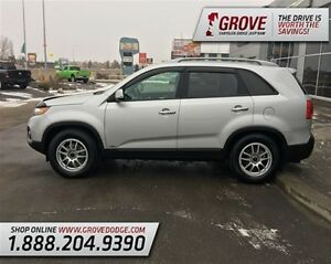 2012 Kia Sorento EX w/ Sunroof, Heated Leather Seats, AWD Edmonton Edmonton Area image 6