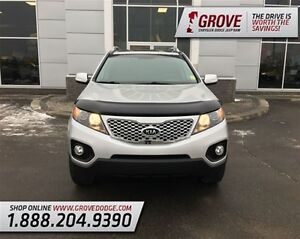 2012 Kia Sorento EX w/ Sunroof, Heated Leather Seats, AWD Edmonton Edmonton Area image 8
