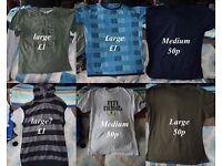 Vaious Men's clothing