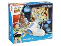 Will post. New. Toy story light projector. Disney buzz light year. Movie iPad linked