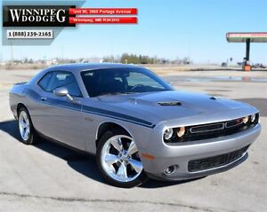 2016 Dodge Challenger R/T w/Sunroof & Leather *ACCIDENT-FREE*