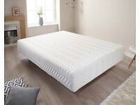 BRAND NEW Relief Memory Foam Mattresses 5 Sizes available from £75 FREE DELIVERY UK