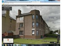 2 double bedroom 2nd floor flat & garage North Edinburgh EH5 for a 2 bed ground floor flat Lothians