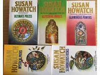 Collection of books by Susan Howatch