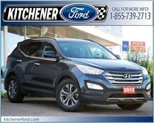 2013 Hyundai Santa Fe Sport AWD/HTD SEATS/PWR LOCKS&WINDOWS