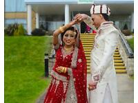 FEMALE Videographer Photographer Birmingham Camerawomen Birmingham video Asian Wedding Photographer