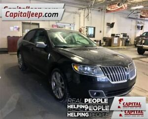 2010 Lincoln MKZ MKZ| AWD| Sunroof| Leather| Navigation