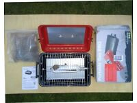 Camping BBQ Ready Assembled, Portable Gas BBQ