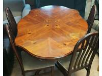 Beautiful vintage style dining table