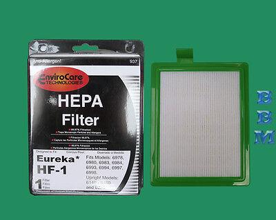 1 Filter HF1 HEPA Eureka 60286 Upright Type Vacuum Cleaner Oxygen Excalibur Ultr Hf1 Hepa Filter