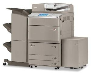 BRAND NEW REPOSSESSED Canon imageRUNNER ADVANCE C9065 PRO Printer Copier Copy machine Production Printing printers