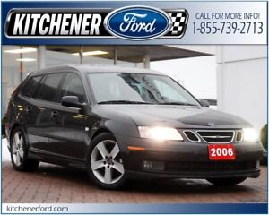 2006 Saab 9-3 Aero TURBO/LEATHER/ROOF/HEATED SEATS & LOTS MORE!*