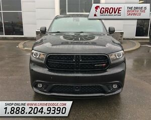2014 Dodge Durango R/T w/ DVD Player, Leather Seats, AWD, Edmonton Edmonton Area image 8