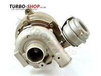 Land-Rover Freelander 2.0 TDCi Turbocharger - 708366 - 0005 HYBRID 150HP