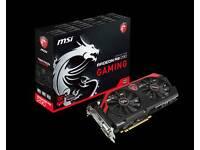 MSI R9 290 4GB GPU (Like New)
