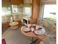 GREAT OPPORTUNITY! 200m from the Beach. Caravan For sale with site fees until 2018 included. Norfolk