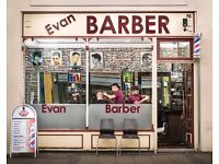 Barber wanted in Wimbledon
