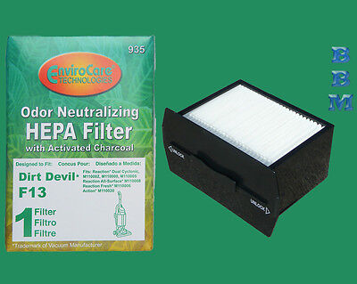 1 F13 HEPA Cartridge Filter Dirt Devil Vacuum 3LK0540001 2LK0540001 Reaction Dirt Devil Hepa Filter Cartridge