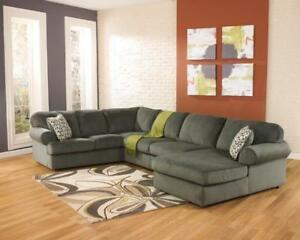 JESSA PLACE SECTIONAL - ASHLEY FURNITURE - SAVE UP TO 50% OFF