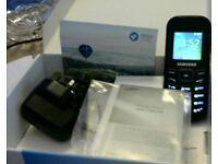 boxed samsung E1200 Mobile Phone