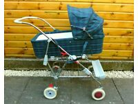 Silver Cross Wayfarer pram / carrycot, may deliver for free
