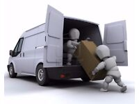 Man With Van - Discounted Rates - Special offers for Students & Full House Removals