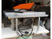 "TITAN, TABLE-TOP CIRCULAR SAW, 8"" BLADE, 230V , 800 Watts"