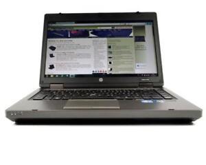 "HP ProBook 6470b 14"" HD anti-glare, Core i5 speed 2.5GHZ, 6 GB, 500 GB+ Mc Office PRO 2016"